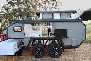 Những mẫu xe cắm trại độc đáo nhất thế giới hiện nay