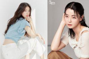 Suzy đẹp mê hồn khi quảng cáo quần Jeans - Tình đầu của Park Seo Joon - Kwon Nara tỏa sáng rạng rỡ