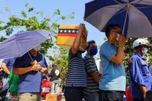 Thời tiết nắng nóng, virus corona tồn tại trong bao lâu?