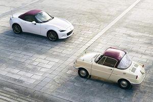Mazda Miata ra mắt phiên bản đặc biệt kỷ niệm 100 năm hoạt động