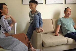 Thu Trang – Tiến Luật xúc động khi con trai trân trọng hạnh phúc gia đình