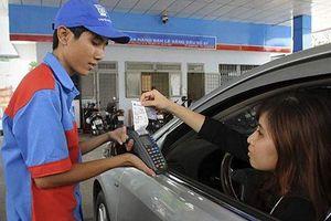25% cửa hàng xăng dầu tại Hà Nội chấp nhận thanh toán không tiền mặt trong năm nay