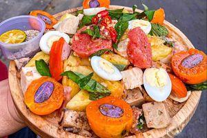 Tré trộn và 4 món đẹp mắt hút tín đồ sành ăn đặt hàng online