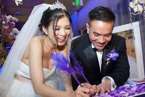 Phạm Thanh Thảo kỷ niệm 5 năm ngày cưới với chồng Việt kiều