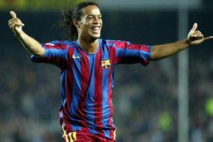 Ronaldinho và màn trình diễn khiến CĐV Real đứng dậy vỗ tay