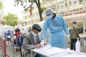 Việt Nam không có ca mắc Covid-19 mới, 4 bệnh nhân nặng tiến triển tốt