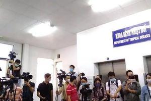 Bệnh viện FV dành 100 suất xét nghiệm Covid-19 miễn phí cho nhà báo
