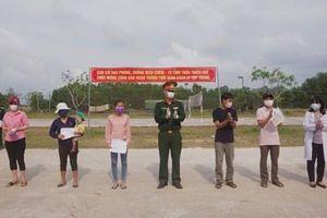 Tỉnh Thừa Thiên-Huế: 87 công dân hoàn thành thời gian cách ly
