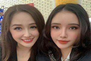 Em gái xinh đẹp, cao gần 1 mét 8 của Hoa hậu Mai Phương Thúy