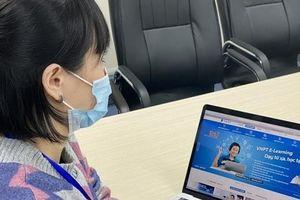 Hà Nội: Phấn đấu mục tiêu 100% trường học tổ chức dạy học trực tuyến