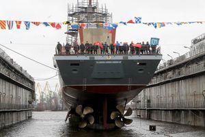 Tàu Nga khiến Tomahawk Mỹ 'chào thua' khoe sức mạnh vũ bão trong tập trận