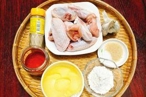 Công thức đơn giản làm cánh gà nướng bơ tỏi thơm ngon, béo ngậy