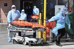 Dịch COVID-19: Trên 8.160 ca tử vong ở Mỹ, ảnh hưởng nặng nhất là New York