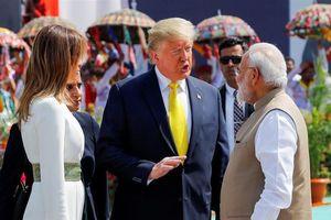 Tổng thống Mỹ và Thủ tướng Ấn Độ điệm đàm đối phó đại dịch Covid-19