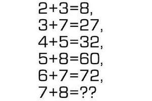 Bài toán có quy luật cực hóc búa khiến nhiều người bó tay
