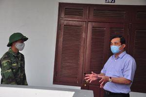 Bí thư Quảng Nam vận động 500 kg thịt gà giúp khu cách ly