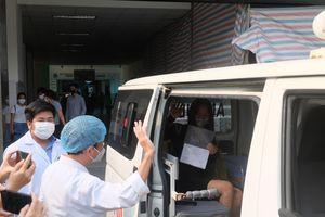 Bệnh nhân nhiễm Covid-19 thứ 122 tại Đà Nẵng được xuất viện