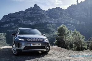 Land Rover Discovery Sport 2020 hơn 2,6 tỷ đồng tại Thái Lan
