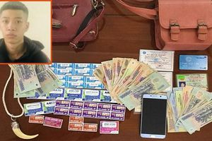 Khởi tố thanh niên tại Quảng Bình vì hành vi cướp giật tài sản người đi đường