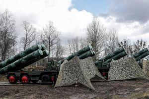 S-400 khai hỏa ở Crimea, Nga khiến phương Tây chùn bước?