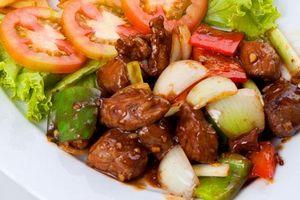 Mẹo xào thịt bò ngon ngọt, giữ nguyên 100% chất bổ