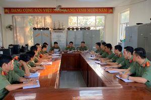 Vai trò tiên phong của Đội An ninh Công an huyện Nhơn Trạch