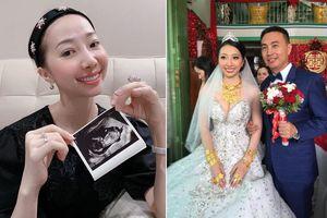 'Cô dâu 30 cây vàng' Hậu Giang tiết lộ mang thai con trai, được chồng ngoại quốc chiều chuộng sau 2 năm kết hôn