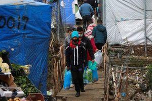 Trại tị nạn thứ 2 ở Hy Lạp ghi nhận người di cư nhiễm SARS-CoV-2