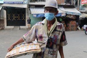 Đắk Lắk hỗ trợ người bán vé số trong thời gian cách ly xã hội
