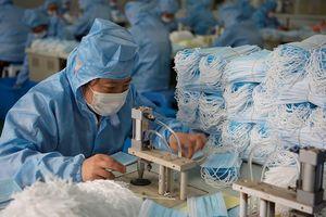50 nước, lãnh thổ mua thiết bị y tế Trung Quốc
