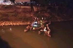 Nam sinh lớp 12 ở Quảng Nam gieo mình xuống sông tự tử