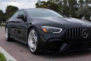 Đánh giá ưu, nhược điểm trên 2020 Mercedes-AMG GT 63 S Coupe 4 cửa