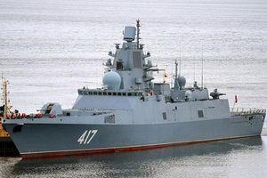 Khinh hạm Đô đốc Gorshkov chuẩn bị tiếp tục thử nghiệm tên lửa Zircon