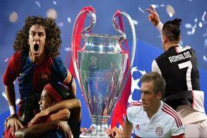 Đội hình vĩ đại nhất lịch sử Champions League chỉ có đúng một người Anh