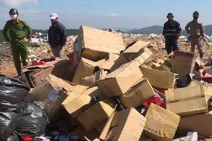 Lâm Đồng: Thiết lập đường dây nóng tiếp nhận thông tin hàng lậu, gian lận thương mại