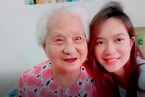 Mẹ ruột 94 tuổi giục Lý Hải sinh con thứ 5 và nói: '5 đứa thì nội nuôi'