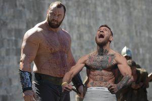 McGregor so tài với người đàn ông khỏe nhất thế giới