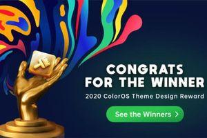 Người thắng giải cuộc thi thiết kế chủ đề OPPO Overseas Theme 2020