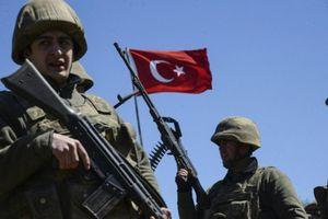 Thổ Nhĩ Kỳ tiếp tục tấn công dữ dội Quân đội Syria tại Hasakah