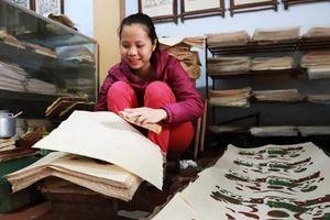 Đề xuất bảo vệ khẩn cấp 'Nghề làm tranh dân gian Đông Hồ': Trách nhiệm của niềm vui