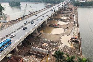 Sau lệnh 'đóng cửa', công trình giao thông, xây dựng được thi công trở lại