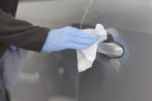 40 vị trí trên ôtô cần làm sạch để tránh mắc COVID-19