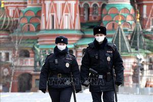 Quân đội Nga sẵn sàng đối phó với dịch COVID-19