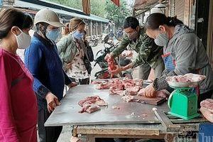 Loay hoay bài toán 'nguồn cung' thịt lợn (?!)