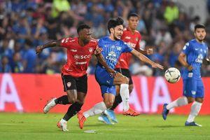 Thai-League dự trù 4 phương án để bóng lăn trở lại