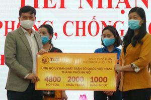 Cầu thủ Hà Nội ủng hộ một ngày lương chống dịch