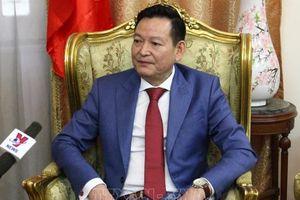 Đại sứ Trần Thành Công: Dịch Covid-19 ở Ai Cập còn rất phức tạp, cần chủ động ứng phó giai đoạn đầy thách thức