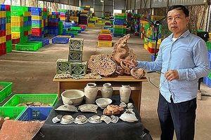 Phát hiện mới của các nhà khảo cổ tại Hoàng thành Thăng Long