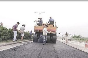 Hà Nội: Đảm bảo duy tu, duy trì sửa chữa mặt đường không làm thay đổi cao độ mặt đường