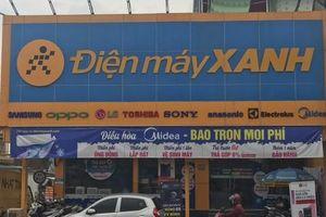 Siêu thị Điện Máy Xanh, Media Mart bị xử phạt vì không chấp hành lệnh đóng cửa